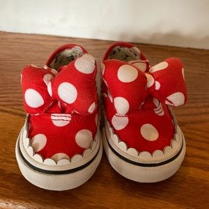 Vans Disney Minnie Mouse sneakers